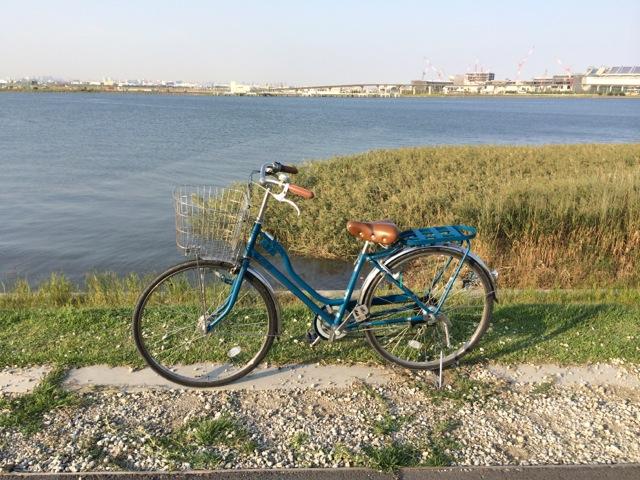 新丸子 貸し自転車