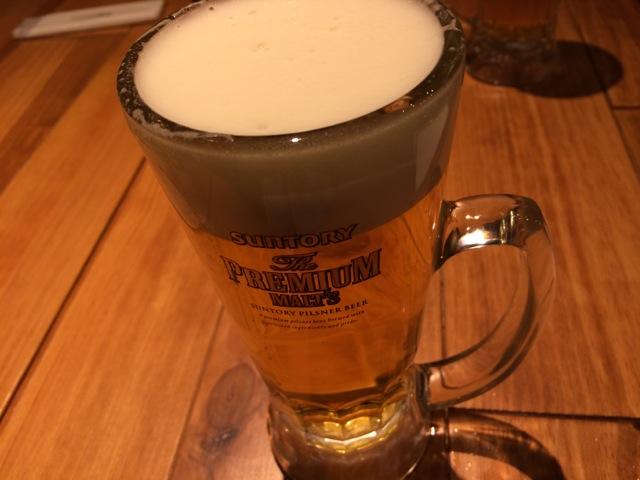 生ビールプレモル