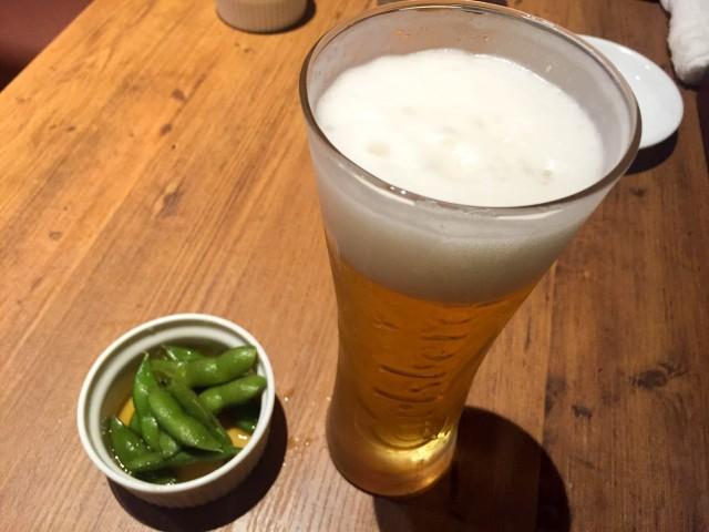 カールスバーグ生ビール