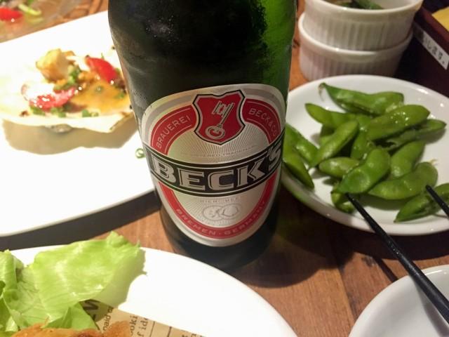 BECKSビール