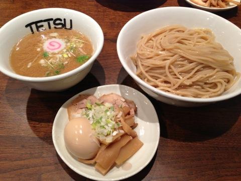 つけ麺TETSU特製つけ麺